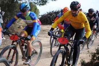 El Circuito de BTT de la Diputación de Albacete tiene parada en Villamalea