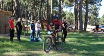 El Circuito de BTT de la Diputación de Albacete llega a la localidad serrana de Riópar