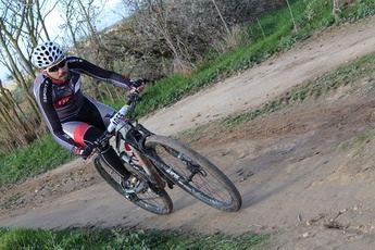 700 ciclistas participan este domingo en Albacete en la última prueba de BTT del Circuito de la Diputación