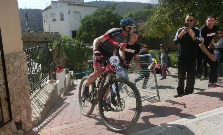 Letur espera a los ciclistas de la Carrera de BTT de la Diputación de Albacete