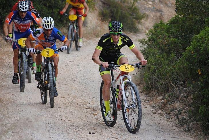 Las BTT del Circuito Provincial de Albacete llegan a la bonita localidad serrana de Letur