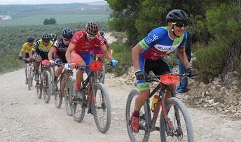 El Circuito Provincial de BTT de la Diputación de Albacete llega a la localidad de Pétrola