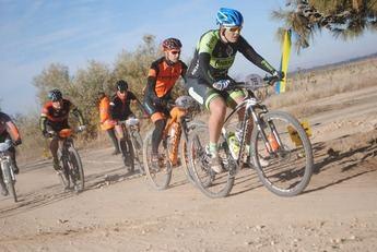 Participación récord en la carrera de BTT de Albacete, que cierra el Circuito Provincial de la Diputación