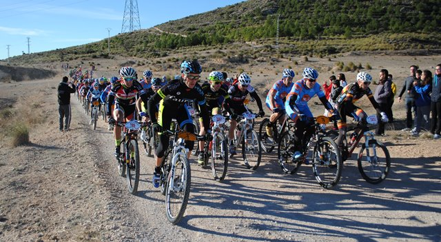 La organización del Circuito de BTT de la Diputación de Albacete declara desierta la general de este año
