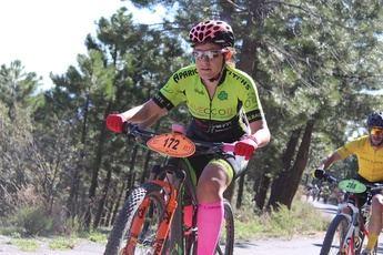 El Circuito de BTT de la Diputación de Albacete llega a la localidad serrana de Yeste