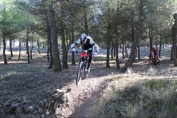 Las BTT de la Diputación de Albacete llegan a un recorrido muy conocido para los ciclistas, el de Chinchilla