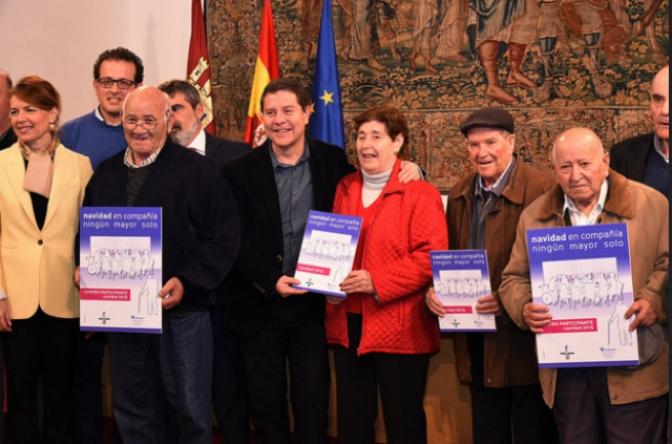 El Gobierno regional doblará el número de plazas de estancias temporales para personas mayores y establecerá como derecho la estancia de sus parejas