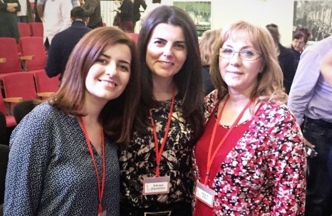 Las escritoras albaceteñas Ana R. Vivo, Mar Carrión y Elena Fuentes presentas sus novelas en Alicante