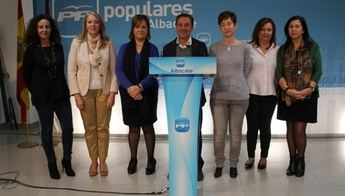 Antonio Martínez (PP) destaca el Programa Operativo de Apoyo a la Maternidad