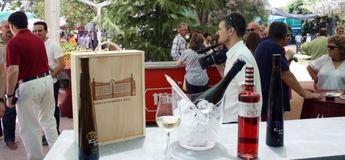 La D.O. La Mancha estará presente un año más en el Festival de los Sentidos de La Roda