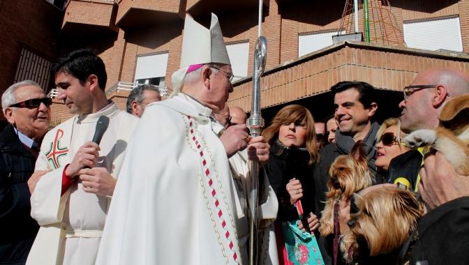 Muchos albaceteños cumplen con la tradición de celebrar el día de San Antón