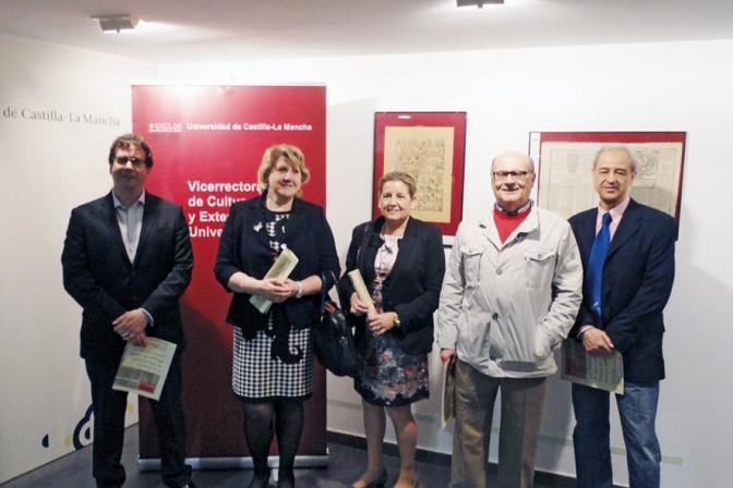 La exposición 'Los tesoros de Joan Graells: pliegos de cordel, gozos y aleluyas', en la UCLM