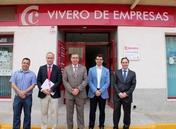 El Vivero de Empresas de La Roda acoge las jornadas sobre 'Instrumentos de financiación empresarial del Gobierno de Castilla-La Mancha'