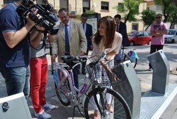 El Ayuntamiento de Albacete quiere potenciar el servicio de bicicletas