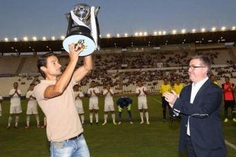 Albacete-Almería. Final del partido. Los almerienses ganan en el Carlos Belmonte (1-2)