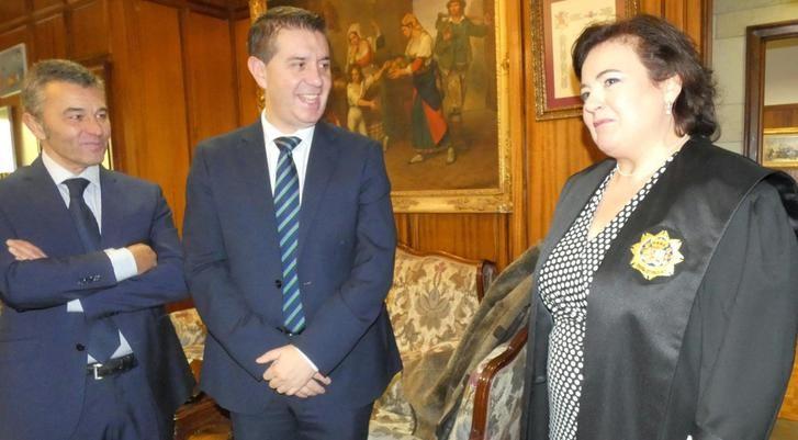 Luisa María Gómez Garrido toma posesión en Albacete como presidenta de la Sala de lo Social del Tribunal Superior de Justicia