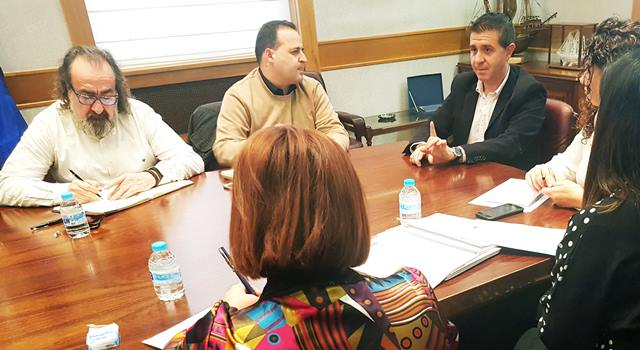 Diputación de Albacete y los Grupos de Acción Local estudian el reto de la pérdida de habitantes en pequeños municipios
