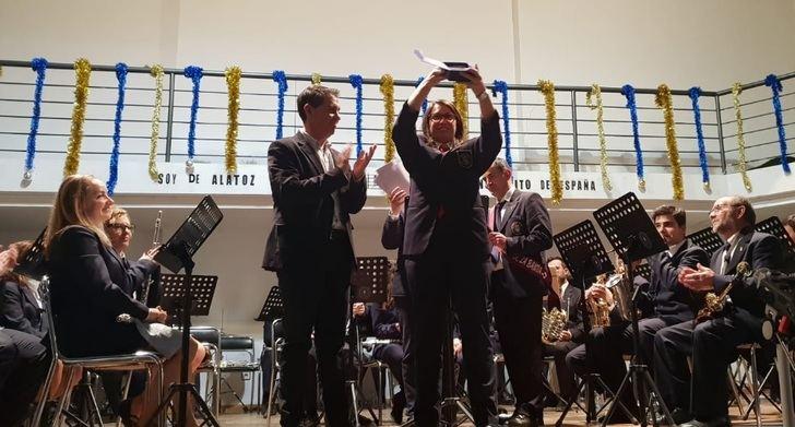 Alatoz acoge el 'I Encuentro Provincial de Bandas de Música' de Albacete