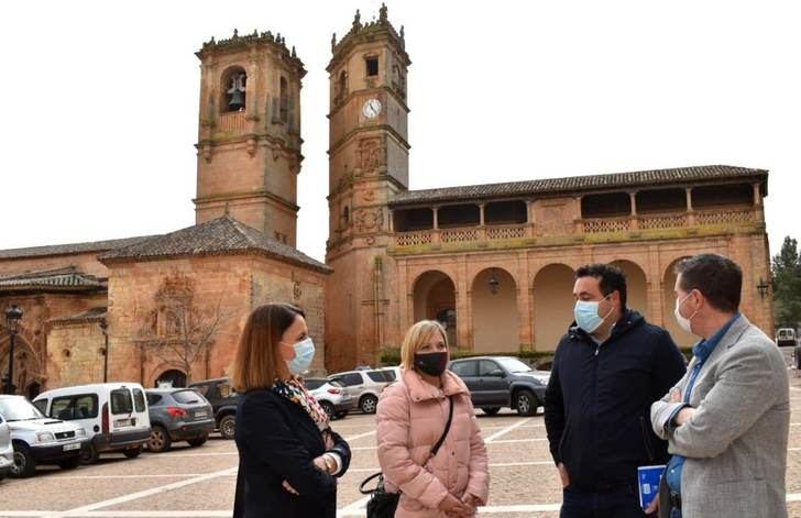 Alcaraz estrena alumbrado público en todo su municipio y las pedanías, con una inversión de 365.000 euros