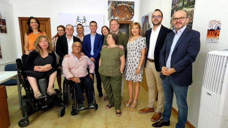 La Feria de Albacete también sabe destacar el valor de las asociaciones sociosanitarias