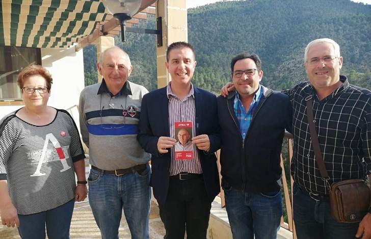 """Cabañero (PSOE) pide respeto a quienes por """"oportunismo político se erigen como defensores del mundo rural"""""""