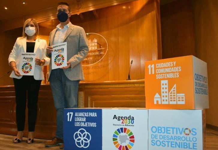 La Diputación de Albacete destina 150,000 euros para que los Ayuntamientos avancen en la transición hacia la Agenda 2030
