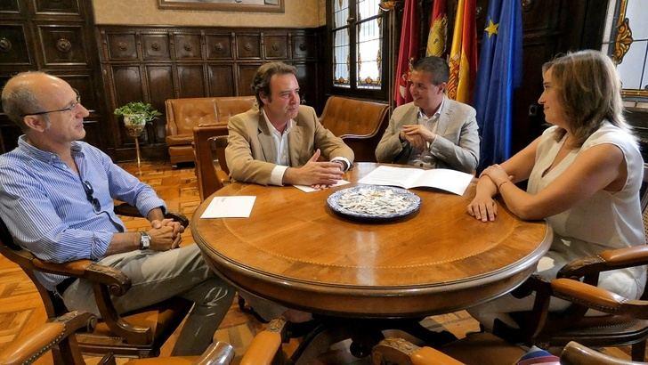 Diputación de Albacete y Cámara de Comercio quieren seguir trabajando en un futuro juntos