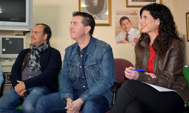 Los Consejos Comarcales del PSOE de Albacete llegan a los Campos de Hellín