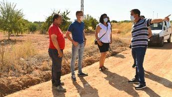 La Diputación de Albacete ha hecho posible el arreglo de 30 kilómetros de caminos rurales en Cenizate