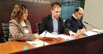 El PSOE acepta las condiciones de Ganemos para acordar los presupuestos de la Diputación de Albacete