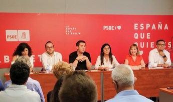 El PSOE anuncia que Santiago Cabañero seguirá siendo el presidente de la Diputación de Albacete