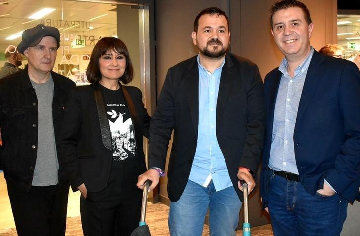 La Diputación de Albacete muestra su apoyo al Festival de los Sentidos de La Roda, con Amaral como 'estrella'