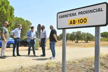Las obras de la AB-100 a la A-31, entre Fuensanta y Montalvo, comenzarán en breve
