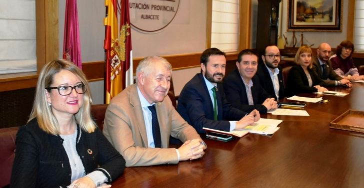 La Diputación de Albacete impulsa la transición energética a través de las convocatorias promovidas por la Junta