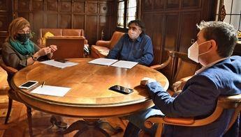 La Diputación de Albacete planteará la defensa de los intereses ferroviarios de Albacete con instituciones y agentes sociales