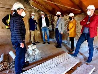 Caudete (Albacete) arregla el molino de San Antón con la aportación de 12.000 euros de la Diputación
