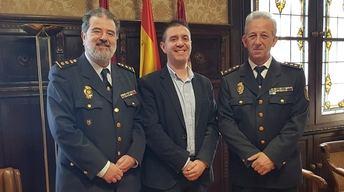 La Policía Nacional de Albacete prepara el relevo de su comisario jefe