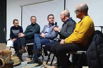 Presentación en Nerpio (Albacete) del libro de Jesús López 'Viejos caminos, viejas historias'