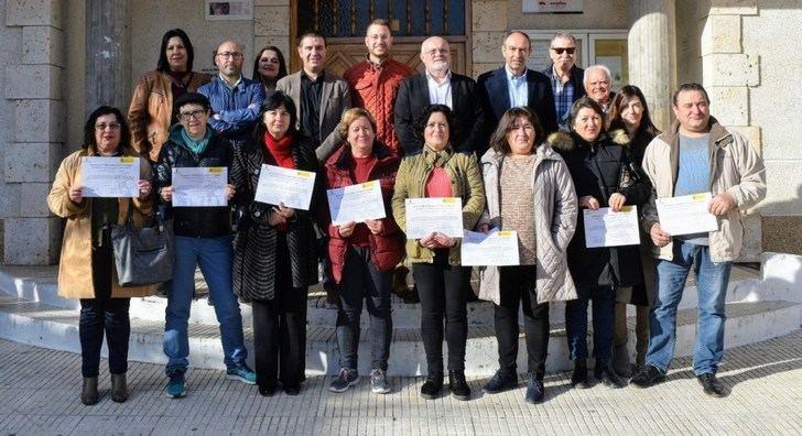 Junta, Diputación de Albacete y Ayuntamiento de Cenizate apuestan por las políticas de formación y empleo para favorecer al medio rural