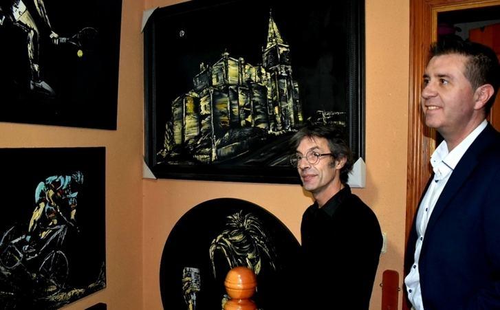 El artista Remy J. López lleva el nombre de la provincia de Albacete por todo el mundo