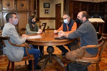 La Diputación de Albacete sigue trabajando para impulsar la Ruta del Azafrán de la Mancha