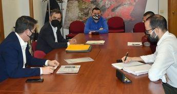 Reunión entre Diputación de Albacete y Delegación del Gobierno se reúnen para impulsar planes de recuperación