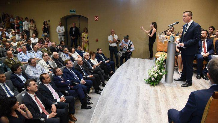 Cabañero estrena nuevo mandato en la Diputación de Albacete