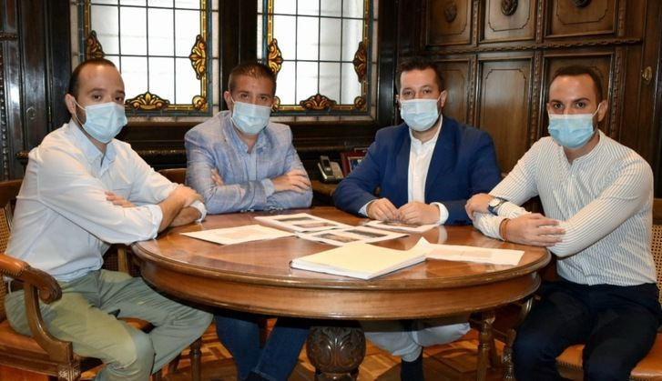 La ayuda de la Diputación de Albacete impedirá la pérdida histórica del Molino de San Antón de Caudete