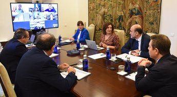 La Diputación de Albacete hace una apuesta por la coordinación entre administraciones para salir de la crisis del coronavirus