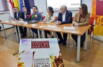 La Diputación de Albacete aplaude la apuesta de la Junta por ampliar la cultura del vino en jóvenes de entre 25 y 40 años