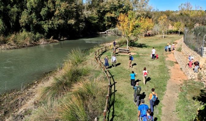 Doble cita con el senderismo de la mano de la Diputación de Albacete, será en Valdeganga y Balazote