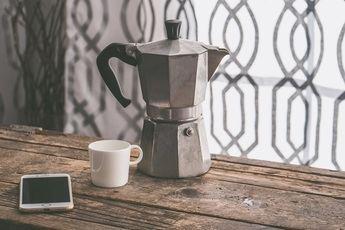 Cafeteras italianas: sácales el máximo partido