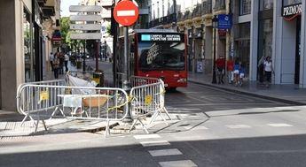 Obras y cambios de sentido de diversas calles, como continuación a la peatonalización del centro de Albacete