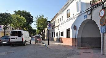 Cuatro espejos de tráfico mejorarán la visibilidad en los cruces con la calle Paz, en Albacete